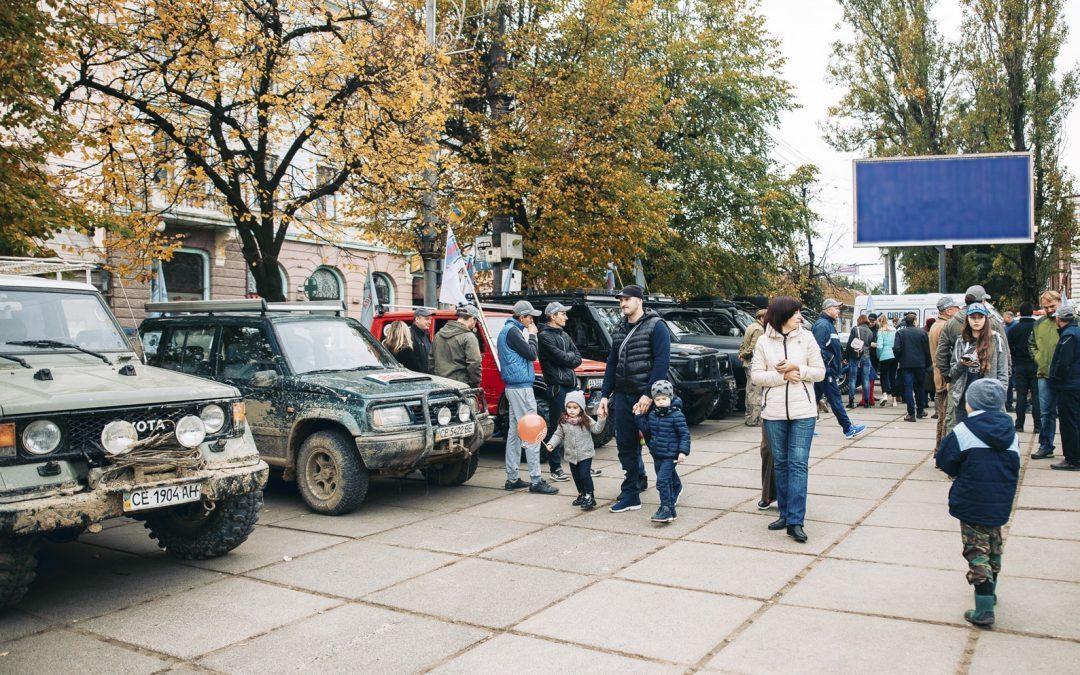 """Фестиваль автомобильной конструкторской мысли """"Техноподиум"""""""
